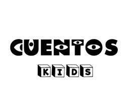 #22 untuk Diseñar logo para canal de videos animados para niños oleh ReadyPlayer01