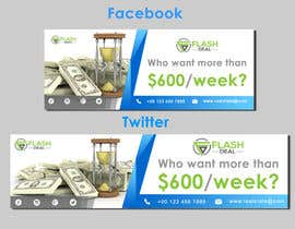#8 cho Banner for FB, IG, Twitter, Google AD bởi Tasin1612