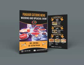 #201 for need a flyer for my restaurant catering by azizkhancpi