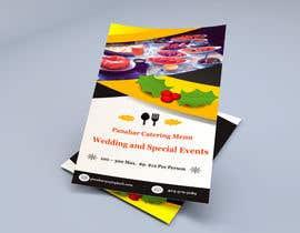 marziashafa tarafından need a flyer for my restaurant catering için no 196