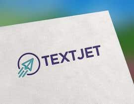 #427 for Create a logo for TextJet.com af meglanodi