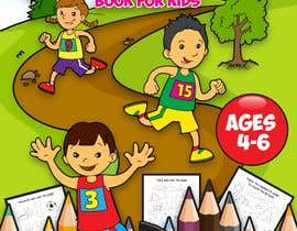 #53 for Sports Activity Book Cover (Ages 4-6) by prakash777pati