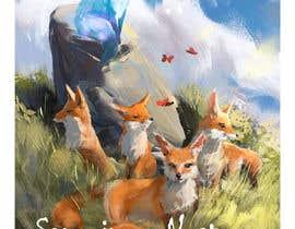 #186 for Draw me a Fox af Antonn3
