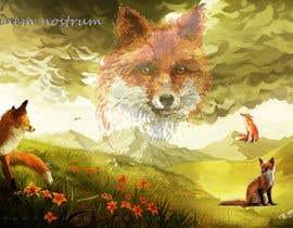 nº 180 pour Draw me a Fox par msourov17