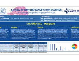 ziauddin1973 tarafından Electronic Poster - Surgical Conference için no 2