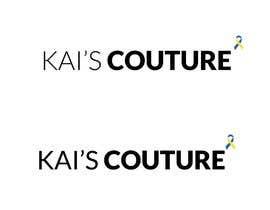 Nro 13 kilpailuun Kai's couture käyttäjältä designgale