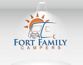 #20 for Logo Design - Fort Family Campers by imamhossainm017