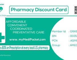 "#2 cho Square Pharmacy Discount Card 3""x3"" bởi mDesHeads"