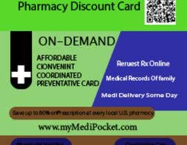 "#16 cho Square Pharmacy Discount Card 3""x3"" bởi ismailhosan54366"