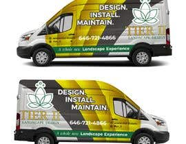 #14 for Vehicle wrap design by monstersox