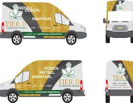 #12 for Vehicle wrap design by ouahab