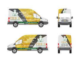 #26 for Vehicle wrap design by mycreativeworld1