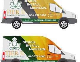 #11 for Vehicle wrap design by gianfmartin