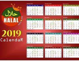 #4 untuk Ramadan calendar design oleh mdmokibur