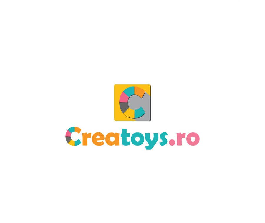 Contest Entry #425 for Contest creatoys.ro logo