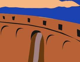 #10 for Minimalist Re-Creation of a Dam. Tattoo Drawing af mdriponislam0000