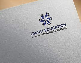 #70 pentru Easy logo for a Grant Education Training Systems de către Shadiqulislam135