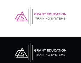 #48 pentru Easy logo for a Grant Education Training Systems de către Amir0009