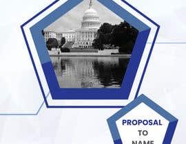 Nro 20 kilpailuun Build me a proposal cover page käyttäjältä kazimbalti01
