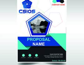 Nro 50 kilpailuun Build me a proposal cover page käyttäjältä kashmirmzd60