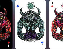 #28 untuk Playing Cards from Hell oleh unsoftmanbox