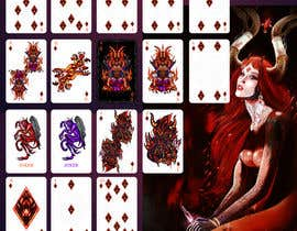 #29 untuk Playing Cards from Hell oleh unsoftmanbox