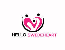 "jipalashpalash tarafından I need a logo for my family blog ""Hello Swedeheart"" için no 32"