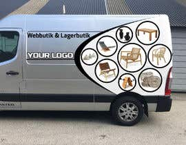 #28 for Design vehicle / van wrap by salehakram342
