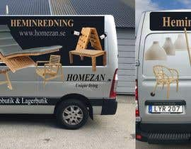 #7 for Design vehicle / van wrap by linelife562