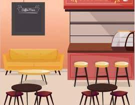 #80 for Espresso bar design (coffee corner) af Jaywou911