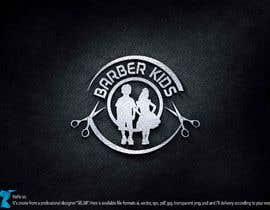 #70 cho Logo for hair salon for kids bởi mdselimmiah
