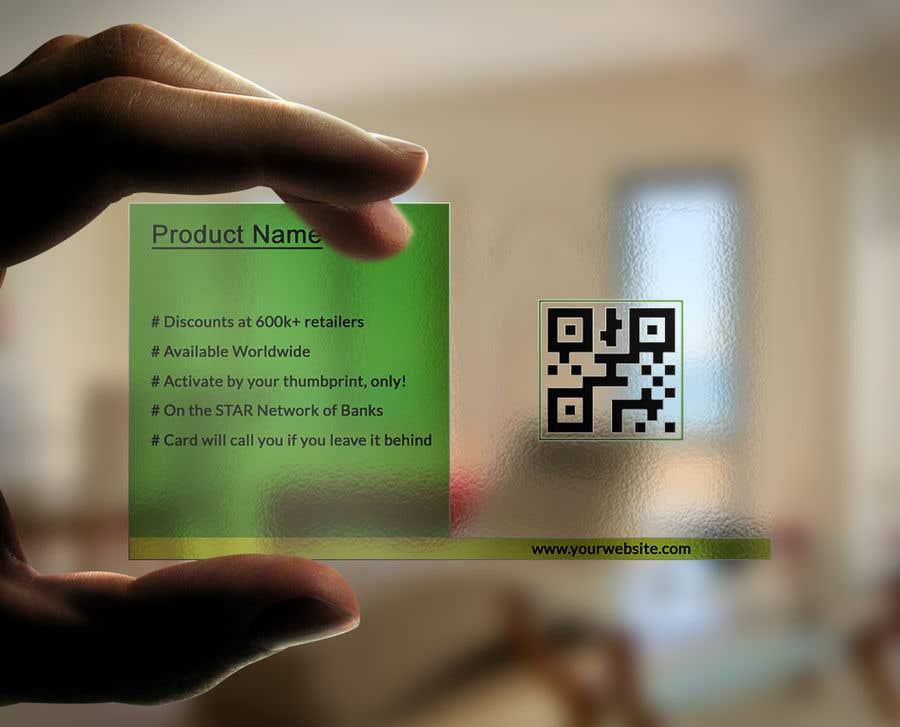 Konkurrenceindlæg #48 for Design a Cool Business Card
