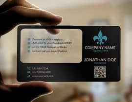 #108 para Design a Cool Business Card por Dolonpopy