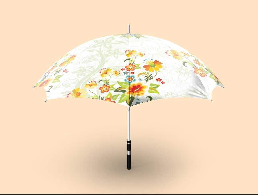 Proposition n°97 du concours need for a pattern design for the umbrella in the attached photo
