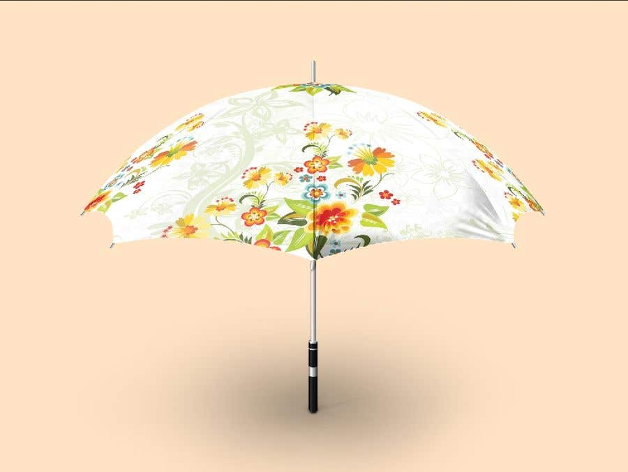 Proposition n°98 du concours need for a pattern design for the umbrella in the attached photo