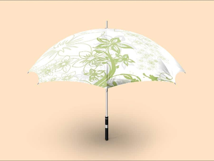 Proposition n°101 du concours need for a pattern design for the umbrella in the attached photo
