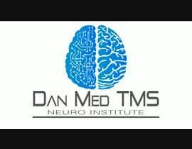 nº 4 pour Create a Logo - Dan Med TMS Neuro Institute par rajdeepbiswas299