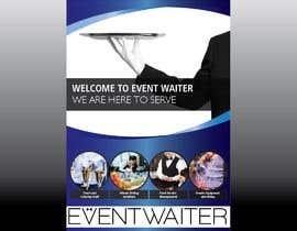 #35 cho Design Flyers for My Waiter/Bartender Hire Business bởi avcreation1983