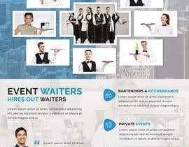 #43 for Design Flyers for My Waiter/Bartender Hire Business by imranshikderh