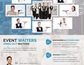#43 cho Design Flyers for My Waiter/Bartender Hire Business bởi imranshikderh