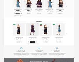 Nro 32 kilpailuun Build two websites that related with Women fashion industry käyttäjältä codervai