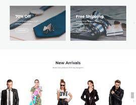 Nro 21 kilpailuun Build two websites that related with Women fashion industry käyttäjältä jahansagor