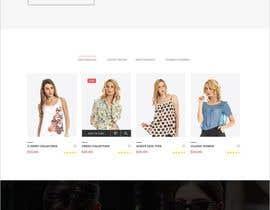 Nro 14 kilpailuun Build two websites that related with Women fashion industry käyttäjältä nikgondaliya143
