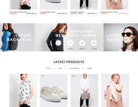 Nro 10 kilpailuun Build two websites that related with Women fashion industry käyttäjältä tresitem