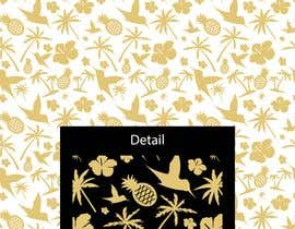 nº 101 pour Lace pattern TROPICAL par soffis