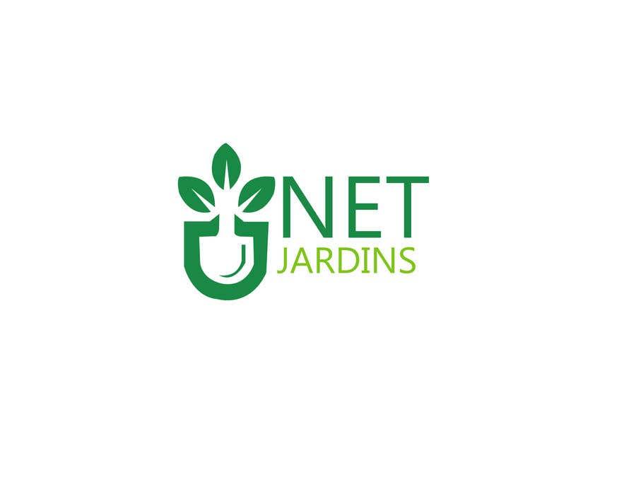 Penyertaan Peraduan #49 untuk Build a cool logo for a garden company