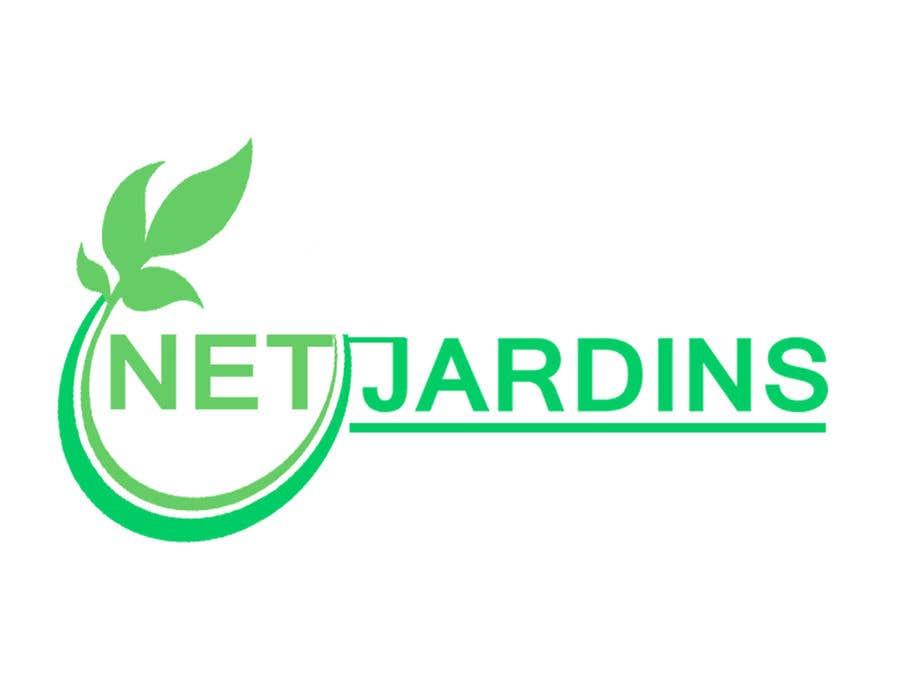 Penyertaan Peraduan #111 untuk Build a cool logo for a garden company