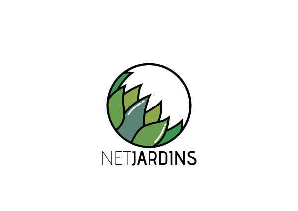 Penyertaan Peraduan #10 untuk Build a cool logo for a garden company