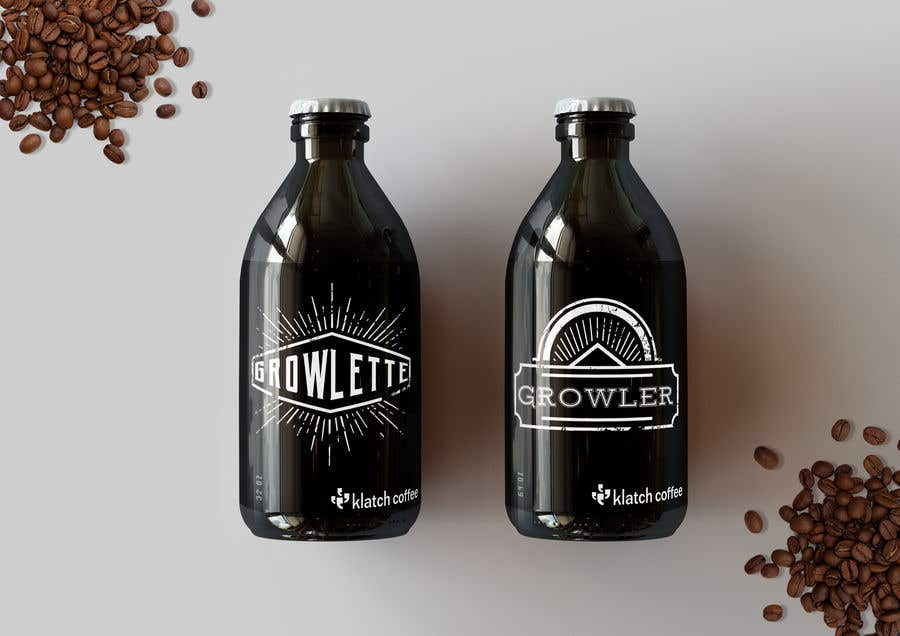 Contest Entry #93 for Growler and Growlette design