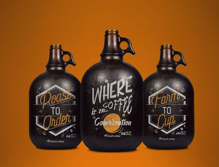 Contest Entry #201 for Growler and Growlette design